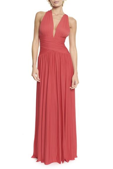 Vestido Pomona X Red Anamaria Couture