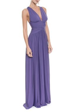 Vestido Pomona X Violeta
