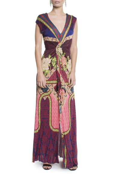 Vestido Prabang Adriana Barra