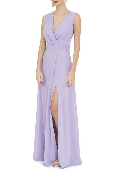 Vestido Puella Lilac Basic Collection