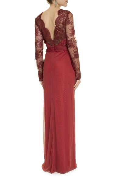 Vestido Renasmi Basic Collection