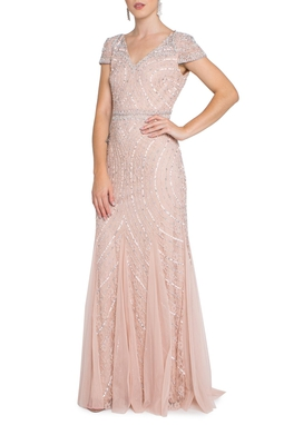 Vestido Rocaille
