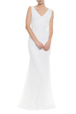 Vestido Romilda White