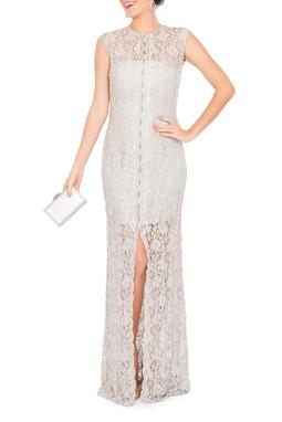 Vestido Samy Silver