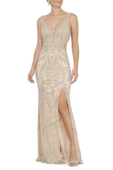 Vestido Sandy Gray Prime Collection