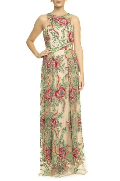 Vestido Santisa Printing