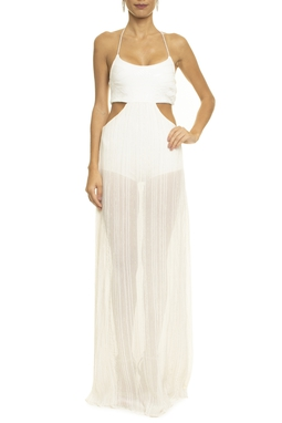 Vestido Seaworth White