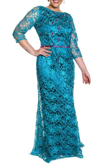 Vestido Sereia Vivaz