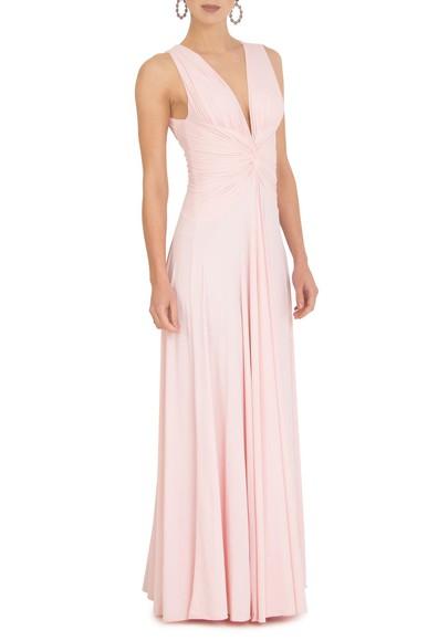 Vestido Sibila V Pastel Pink Anamaria Couture