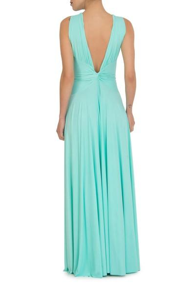 Vestido Sibila V Tiffany Anamaria Couture
