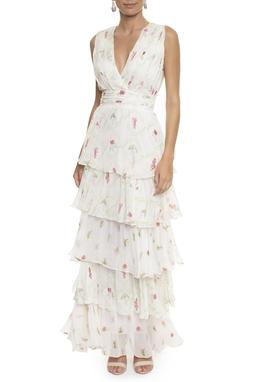 Vestido Sossai Flower