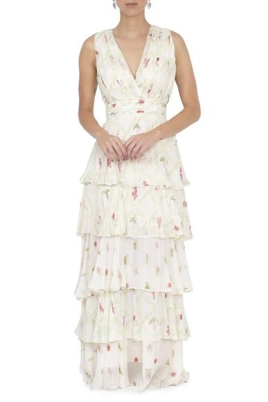 Vestido Sossai Flower Isolda