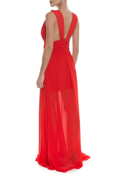 Vestido Susan Red Carpe
