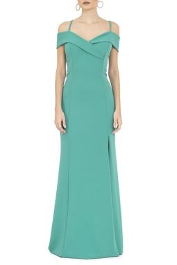 Vestido Tablo Green