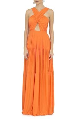 Vestido Tamsin Orange