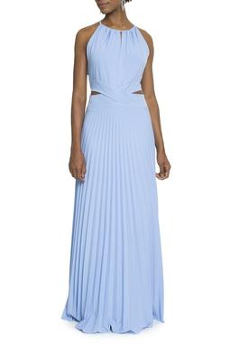Vestido Tauane Blue
