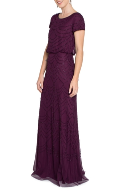 Vestido Taurus Purple