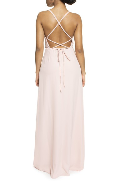 Vestido Tayba Rose Basic Collection