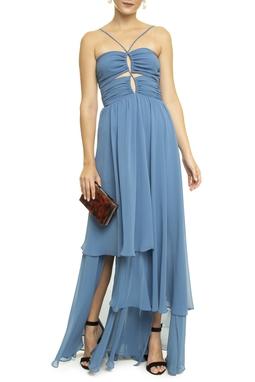 Vestido Terma Blue