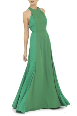 Vestido Tommen Green