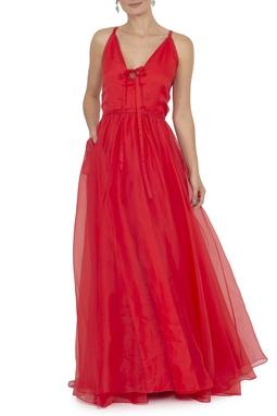 Vestido Tyene Red