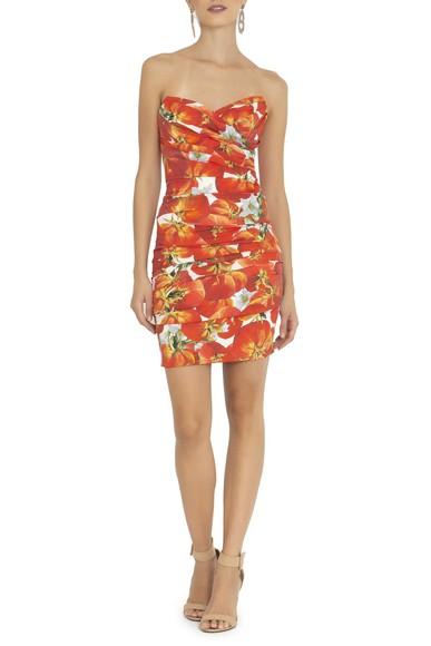 Vestido Valencia Dolce & Gabbana