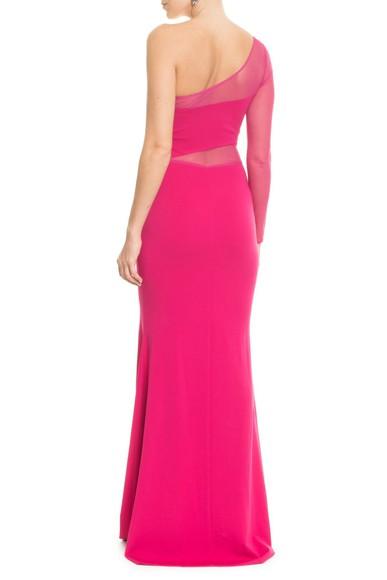 Vestido Vivi Pink Nicole Miller