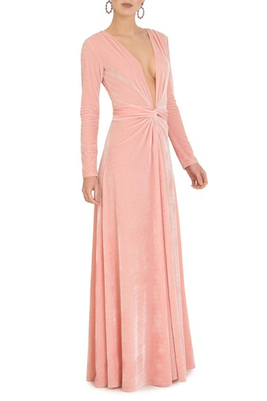 Vestido Winter Rose Anamaria Couture