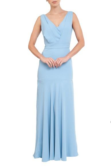 Vestido Woodsen Baby Blue Carpe