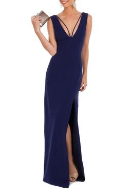 Vestido Yuli Blue