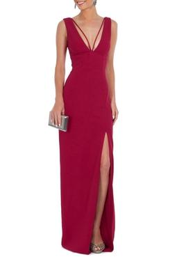 Vestido Yuli Red