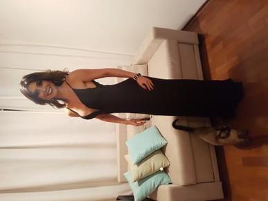 Amei o vestido e a logistica. Estava ajustado perfeitamente