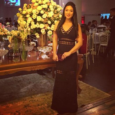 Amei o vestido locado. O valor, a entrega... tudo!!! Obrigada