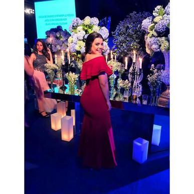Amei o vestido. Me senti a blogueira hahaha