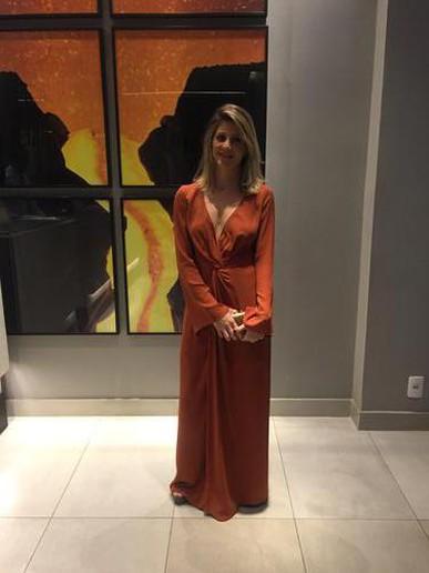 Vestido maravilhoso!