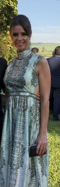 A Dress & Go sempr arrasa!! Os vestidos sao lindos e o atendimento é nota dez!! Obrigada pelo carinho de sempre!!