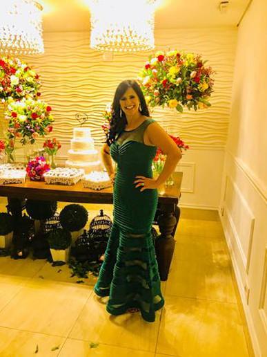 Obrigada Dress & Go, o atendimento de vocês foi fantástico!!!!  Continuo cliente e super indico vocês!!!!