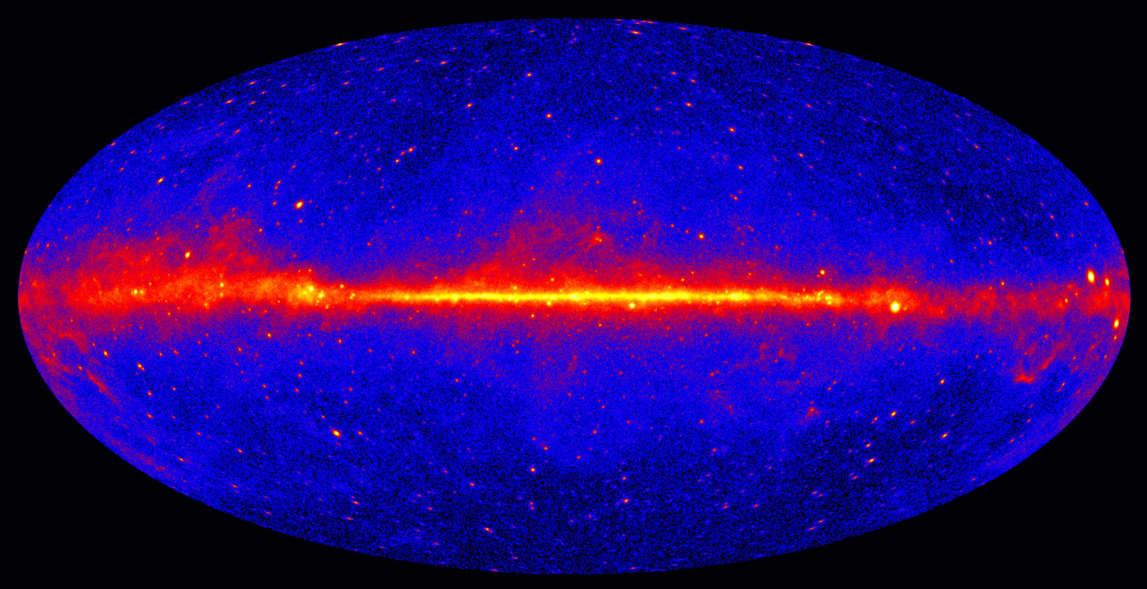 Fermi Gamma-ray Space Telescope Mission expands search for Dark Matter