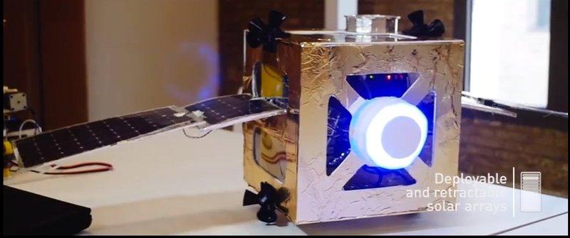 GoSat Prototype - Space Apps 2015