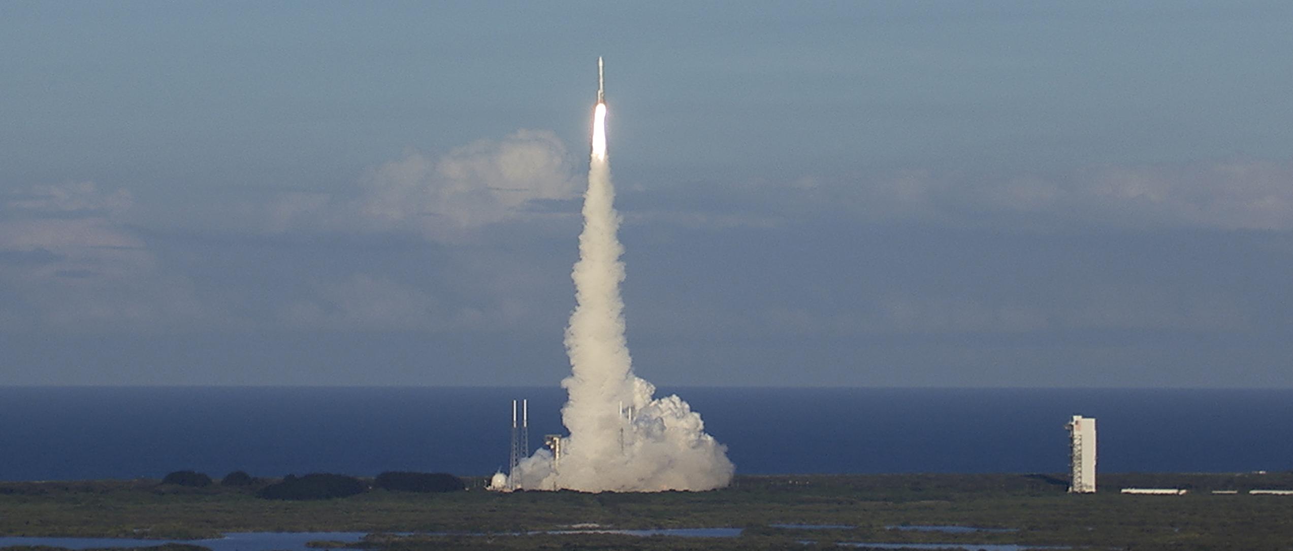 OSIRIX-REx launch