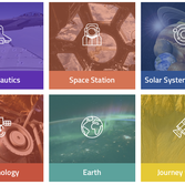 Space Apps 2016 Challenge Category Icons