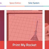 Space Apps Tech Challenges 2016