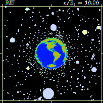 The very first APOD from June 16, 1995