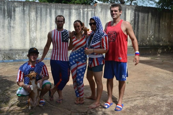 Guinea Fourth of July