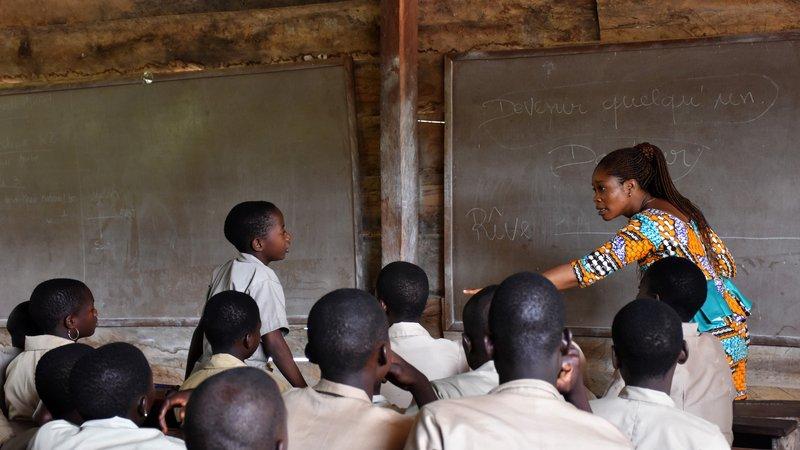 Tatiana Teaching