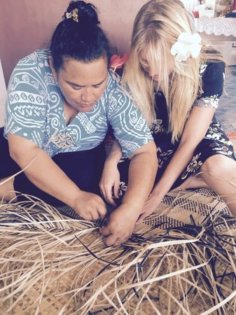 Kelsi Finney, Tonga