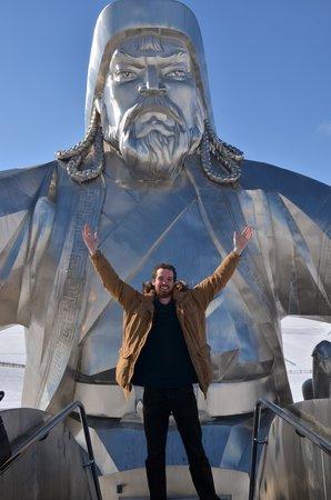 Jake Zawlacki, Mongolia