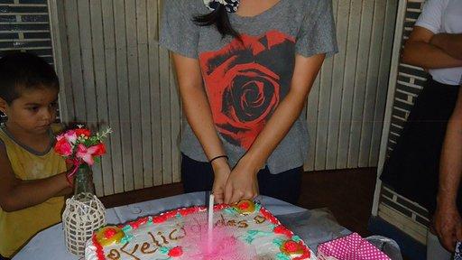 Kaitlyn Saruwatari cake
