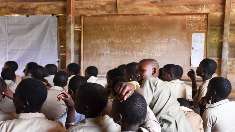 Beninese Students