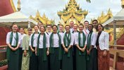 First Group of Two-Year Peace Corps Volunteers to Begin Service in Myanmar